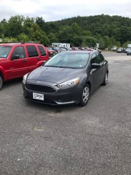 2016 Ford Focus for sale at BUCKLEY'S AUTO in Romney WV