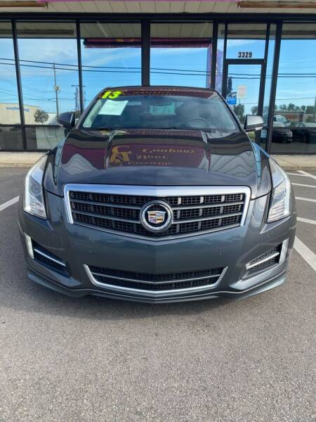 2013 Cadillac ATS for sale at East Carolina Auto Exchange in Greenville NC