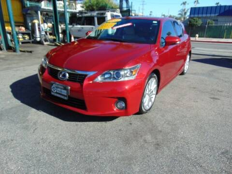 2011 Lexus CT 200h for sale at Santa Monica Suvs in Santa Monica CA