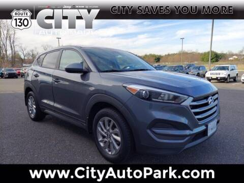 2017 Hyundai Tucson for sale at City Auto Park in Burlington NJ