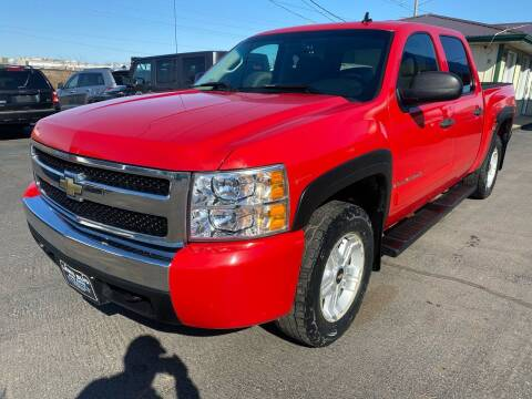 2007 Chevrolet Silverado 1500 for sale at Lewis Blvd Auto Sales in Sioux City IA