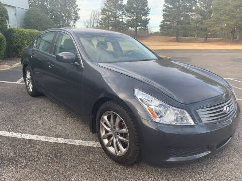 2007 Infiniti G35 for sale at CarWay in Memphis TN