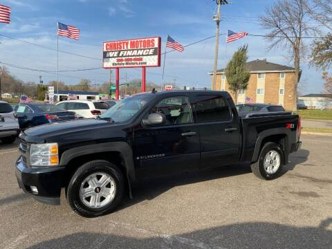 2007 Chevrolet Silverado 1500 for sale at Christy Motors in Crystal MN