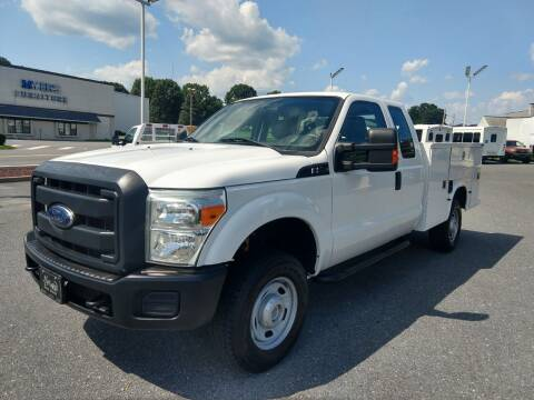 2012 Ford F-350 Super Duty for sale at Nye Motor Company in Manheim PA