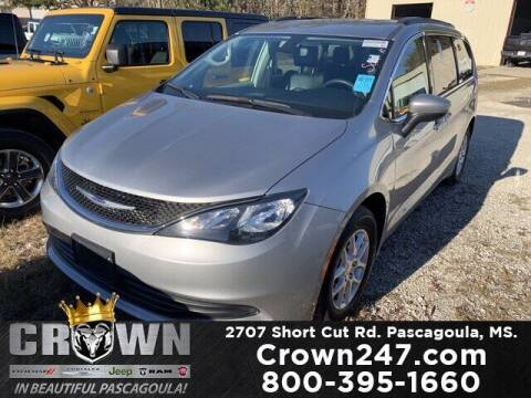 2020 Chrysler Voyager for sale at CROWN  DODGE CHRYSLER JEEP RAM FIAT in Pascagoula MS