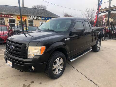 2010 Ford F-150 for sale at DYNAMIC CARS in Baltimore MD