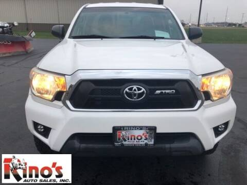 2013 Toyota Tacoma for sale at Rino's Auto Sales in Celina OH