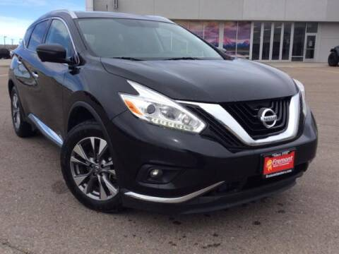 2016 Nissan Murano for sale at Rocky Mountain Commercial Trucks in Casper WY