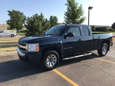 2007 Chevrolet Silverado 1500 for sale at A & R Auto Sale in Sterling Heights MI