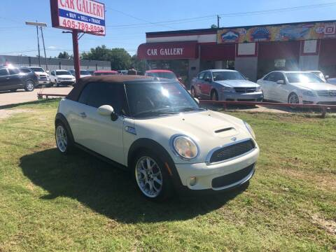 2009 MINI Cooper for sale at Car Gallery in Oklahoma City OK
