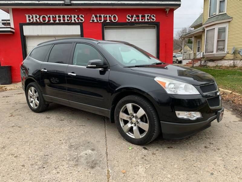 2010 Chevrolet Traverse for sale at BROTHERS AUTO SALES in Hampton IA