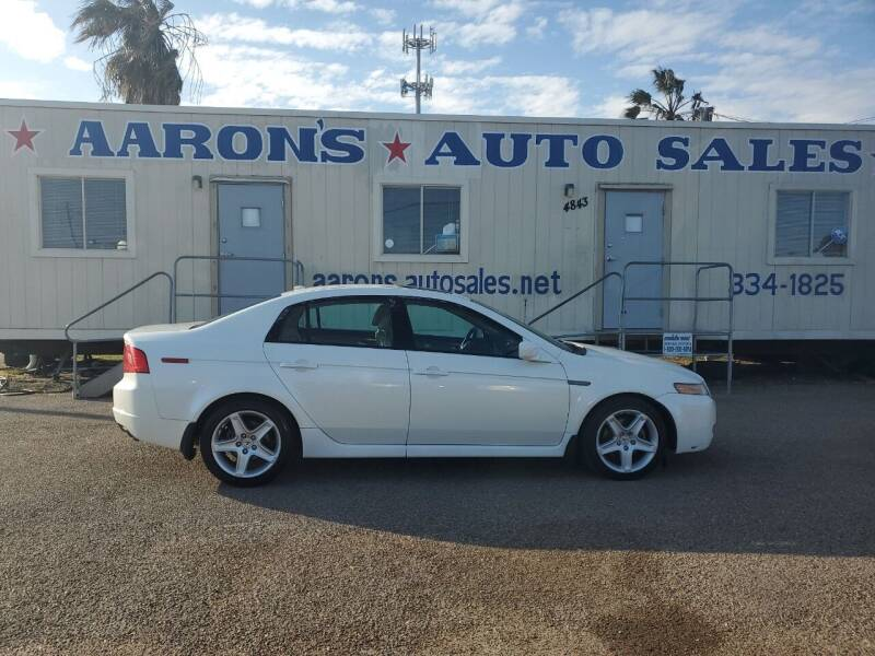 2006 Acura TL for sale at Aaron's Auto Sales in Corpus Christi TX