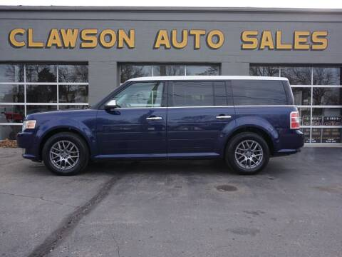 2011 Ford Flex for sale at Clawson Auto Sales in Clawson MI
