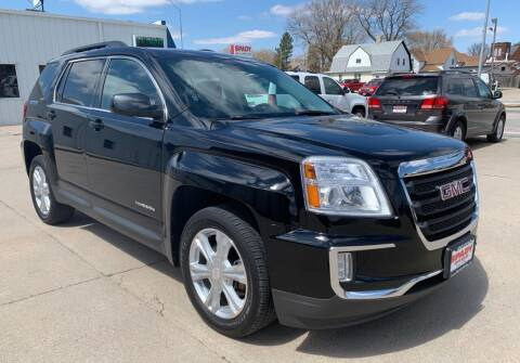 2016 GMC Terrain for sale at Spady Used Cars in Holdrege NE