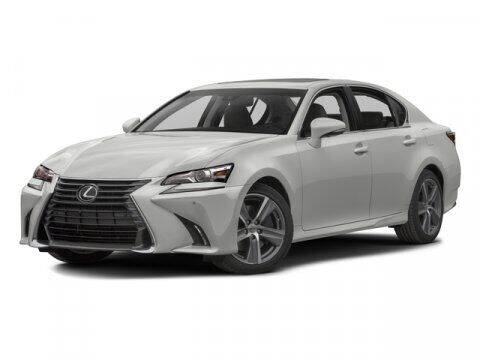 2016 Lexus GS 350 for sale at Planet Automotive Group in Charlotte NC