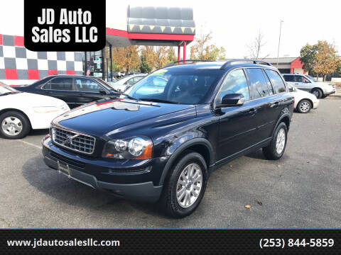 2008 Volvo XC90 for sale at JD Auto Sales LLC in Fife WA
