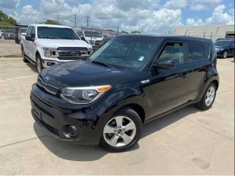 2018 Kia Soul for sale at FREDY USED CAR SALES in Houston TX