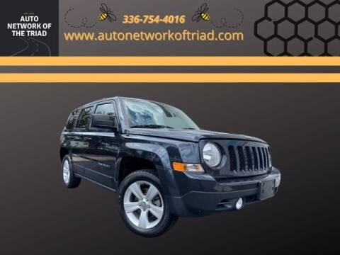 2014 Jeep Patriot for sale at Auto Network of the Triad in Walkertown NC