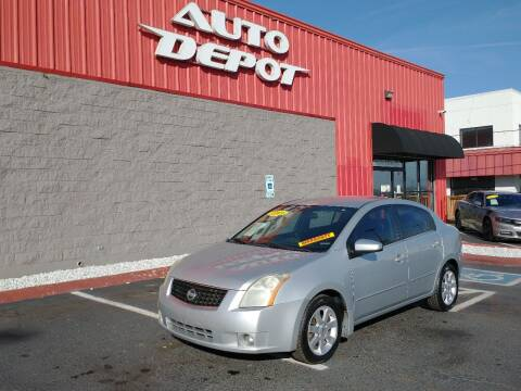 2009 Nissan Sentra for sale at Auto Depot - Madison in Madison TN