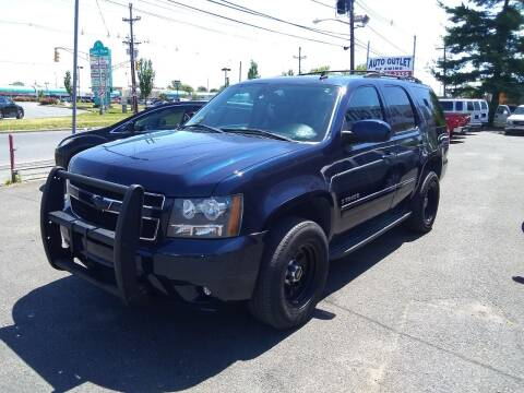 2007 Chevrolet Tahoe for sale at Wilson Investments LLC in Ewing NJ