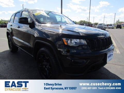 2018 Jeep Grand Cherokee for sale at East Syracuse Performance Sales & Service in Syracuse NY