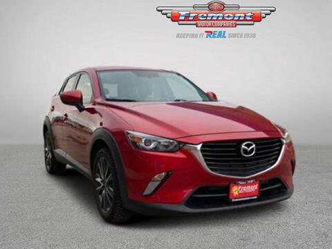 2017 Mazda CX-3 for sale at Rocky Mountain Commercial Trucks in Casper WY