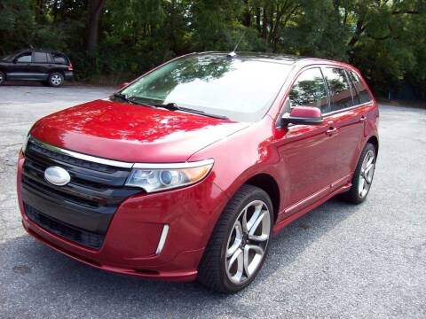 2013 Ford Edge for sale at Clift Auto Sales in Annville PA