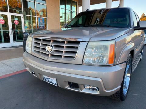 2005 Cadillac Escalade EXT for sale at RN Auto Sales Inc in Sacramento CA