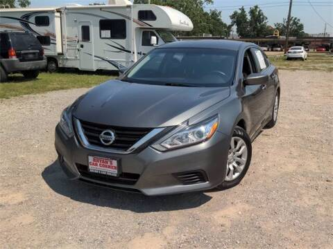 2018 Nissan Altima for sale at Auto Bankruptcy Loans in Chickasha OK