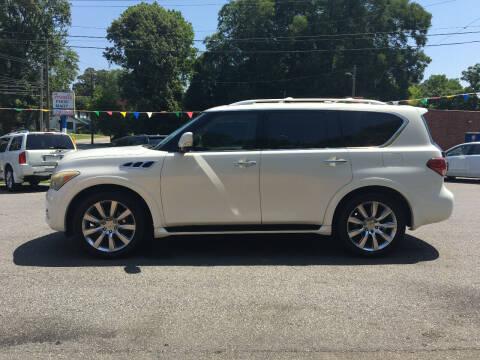 2011 Infiniti QX56 for sale at Diamond Auto Sales in Lexington NC