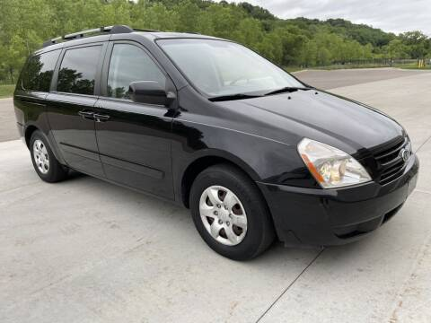 2008 Kia Sedona for sale at Angies Auto Sales LLC in Newport MN