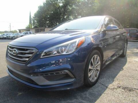 2016 Hyundai Sonata for sale at Lewis Page Auto Brokers in Gainesville GA