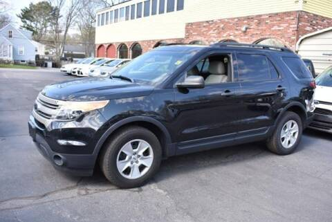 2014 Ford Explorer for sale at Absolute Auto Sales, Inc in Brockton MA
