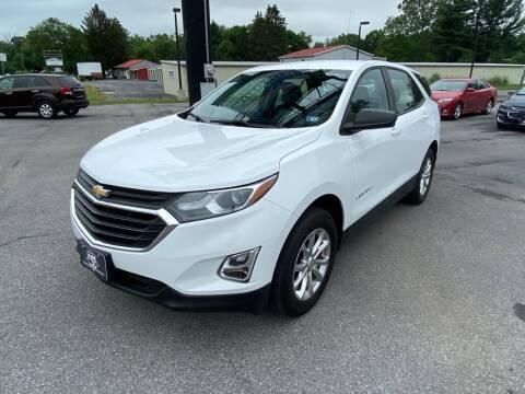 2018 Chevrolet Equinox for sale at Alexandria Auto Mart LLC in Alexandria PA