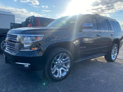 2020 Chevrolet Tahoe for sale at Bulldog Motor Company in Borger TX