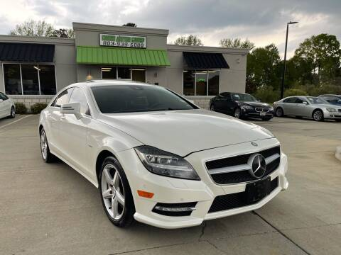 2012 Mercedes-Benz CLS for sale at Cross Motor Group in Rock Hill SC