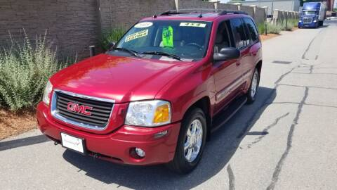 2005 GMC Envoy for sale at Howe's Auto Sales in Lowell MA