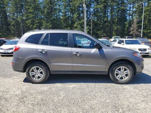 2010 Hyundai Santa Fe for sale at WILSON MOTORS in Spanaway WA
