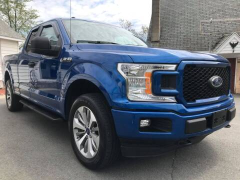 2018 Ford F-150 for sale at Dracut's Car Connection in Methuen MA