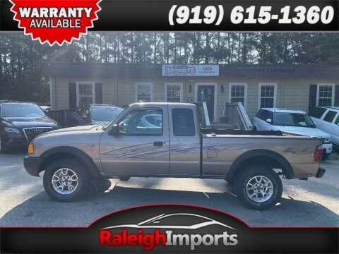 2003 Ford Ranger for sale at Raleigh Imports in Raleigh NC