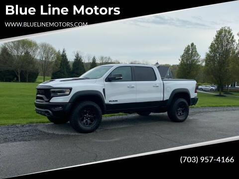 2021 RAM Ram Pickup 1500 for sale at Blue Line Motors in Winchester VA