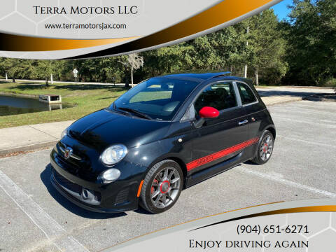 2013 FIAT 500 for sale at Terra Motors LLC in Jacksonville FL