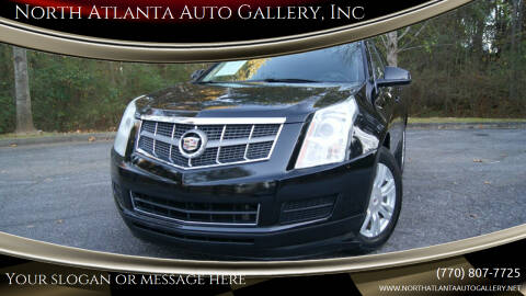 2011 Cadillac SRX for sale at North Atlanta Auto Gallery, Inc in Alpharetta GA
