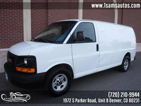 2005 GMC Savana Cargo for sale at SAM'S AUTOMOTIVE in Denver CO