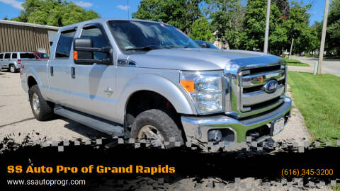 2016 Ford F-250 Super Duty for sale at SS Auto Pro of Grand Rapids in Kentwood MI