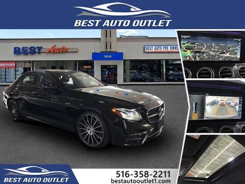 2017 Mercedes-Benz E-Class for sale at Best Auto Outlet in Floral Park NY