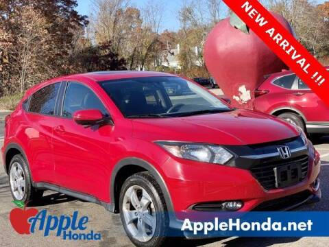 2017 Honda HR-V for sale at APPLE HONDA in Riverhead NY