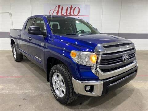 2014 Toyota Tundra for sale at Auto Sales & Service Wholesale in Indianapolis IN