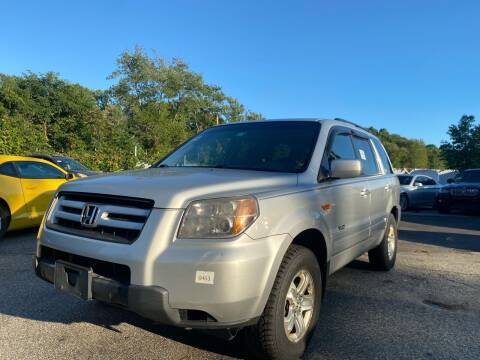2008 Honda Pilot for sale at Royal Crest Motors in Haverhill MA