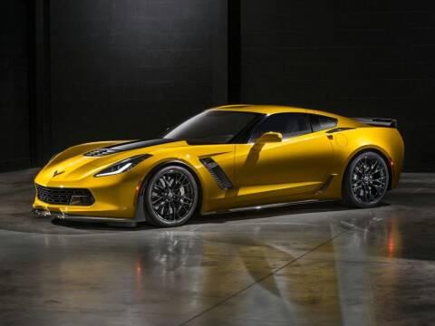 2015 Chevrolet Corvette for sale at CHEVROLET OF SMITHTOWN in Saint James NY